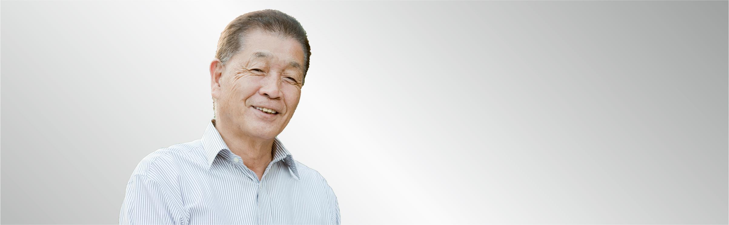 代表取締役社長安齊征夫
